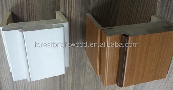 marco de la puerta de madera slida jambas de la puerta