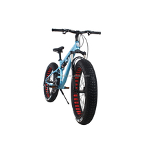 "26"" 4.0 Fett reifen vollgefederten <span class=keywords><strong>road</strong></span> mountainbike"