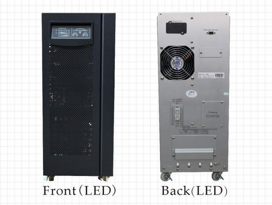 EH5000 series  110V 220V 6KVA 4800W High Frequency Online UPS made in China
