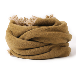 fashion customized wool knitted snood australian merino wool scarves ladies