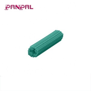 Green Wall Screw Expanding Plastic Screw Anchors