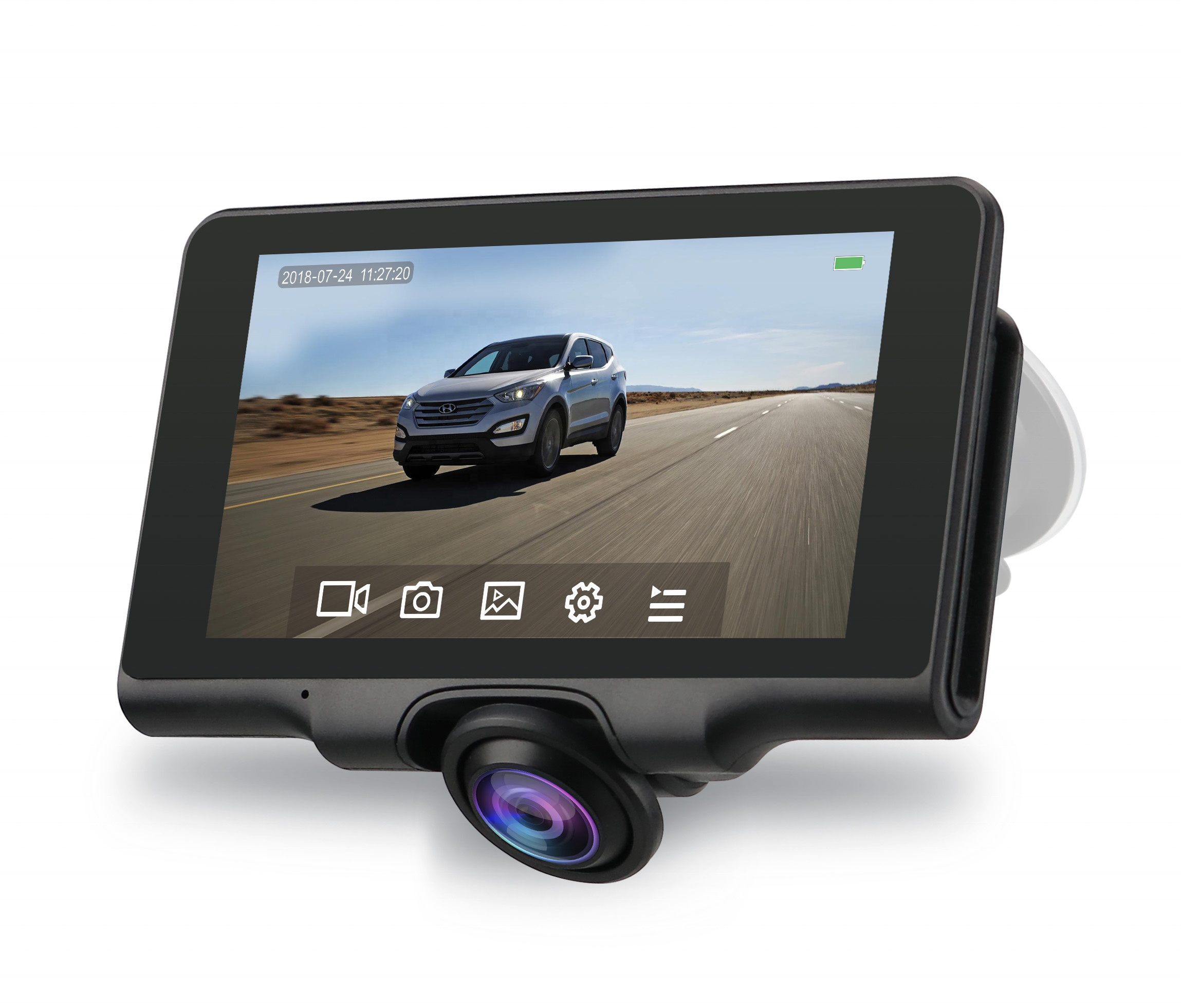 ALLAMODA 360 view car kamerasystem android bedienungsanleitung full hd lens1080p autokamera car dvr dash camera