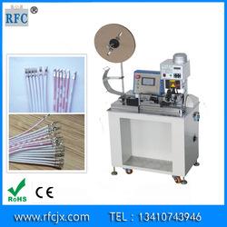 Yüksek Kaliteli Kıvrım ve Bıçak Kablo Demeti İşleme Terminali Sıkma Makinesi