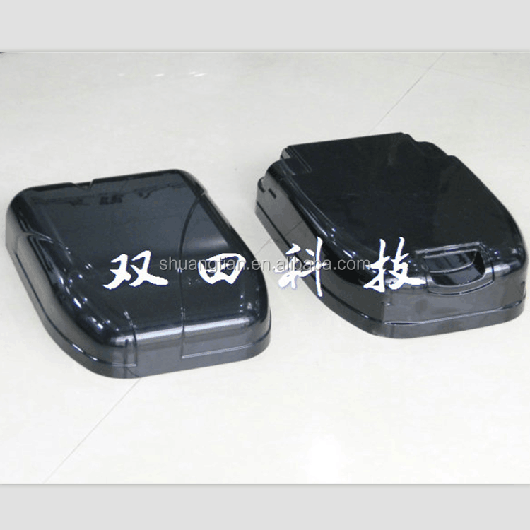 Customized plastic draw-bar Luggage Shell ABS suitcase shell plastic suitcase cover