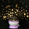New Design Luminous Toys Rotation Star Sky Kid Light Romantic Decoration Light Toys for Children s