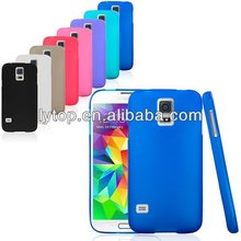 TPU Case Cover for Samsung Galaxy S5, Back Case Cover for Samsung S5 i9600, Slim TPU Cover Skin for Samsung S5