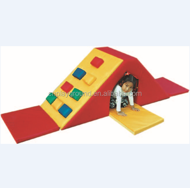 (HB-18004) children soft play /soft playground indoor / indoor baby soft climbing equipment
