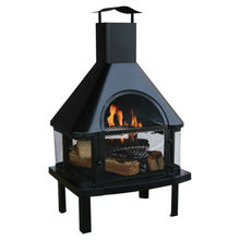 Outdoor Fire pit Patio Backyard Heater garden fireplace barbeque house