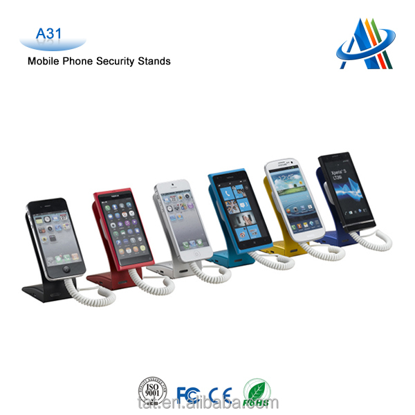 Security Display Stand For Smartphone Secure Open Displays/cell ...