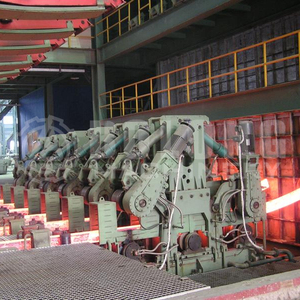 China leading manufacturer Billet Continuous Casting Machine