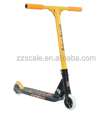 Wholesale folding kick scooter Adjustable to Kid and Adult