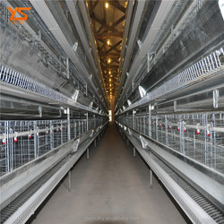 factory supply directly H type battery cage for poultry layers /chicken cage Kenya
