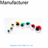 Good quality plastic wiggle eyes safety baby toy eyes craft plastic movable eyes