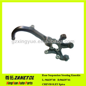 Rear Left Suspension Steering Knuckle for Chevrolet Epica parts 96639740