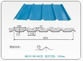 Galvalume Roofing Sheet Alluminium Roofing Sheet Kalzip