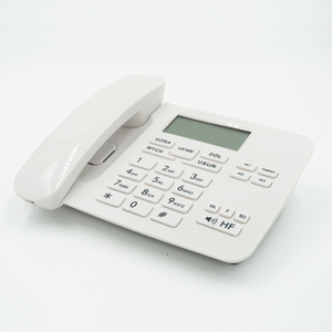 Speaker function landline corded ID telephone