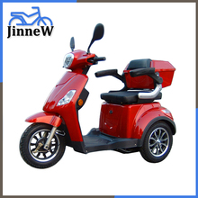 Fashion 500W electric tricycle with CE certificates