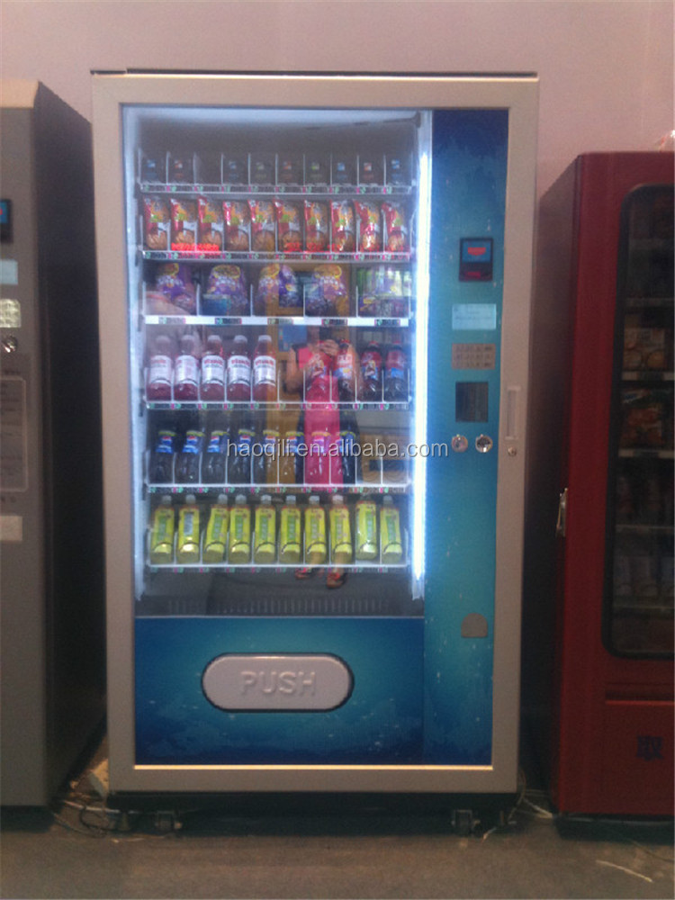 fruit vending machine