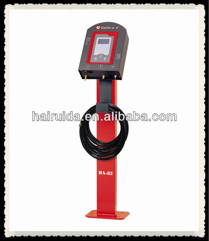 automatic digital tire air inflator