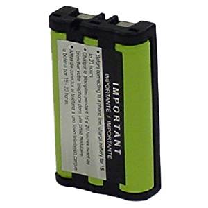 Radio Shack 23-891 Cordless Phone Battery 3.6 Volt, Ni-MH 800mAh - Replacement For UNIDEN BT-0003 Cordless Phone Battery
