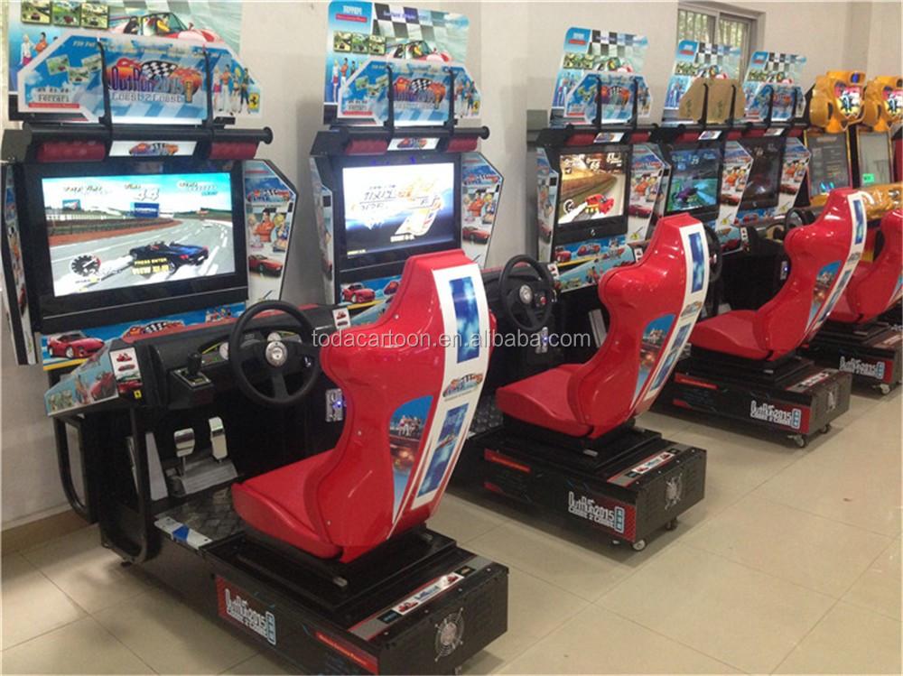 toda 2016 indoor amusement bike machine kids racing play online free car games for boys motor