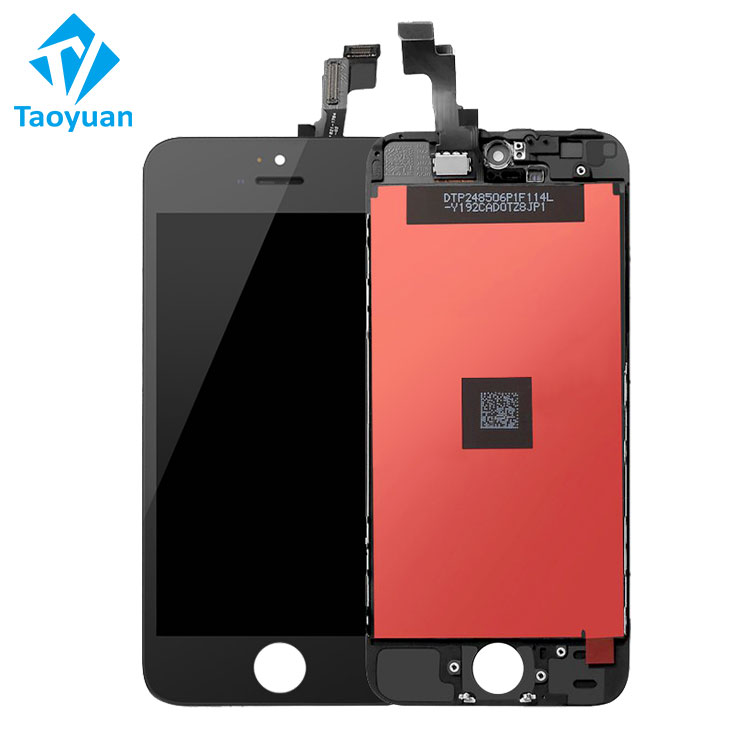Original OEM touch screen lcd für iphone 5 lcd bildschirme, tianma touch panel für iphone 5 lcd-bildschirm