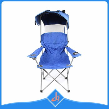 Anti-skid Blue C& Backpack Fold Sport Chair With Canopy Factory  sc 1 st  Alibaba & Anti-skid Blue Camp Backpack Fold Sport Chair With Canopy Factory ...