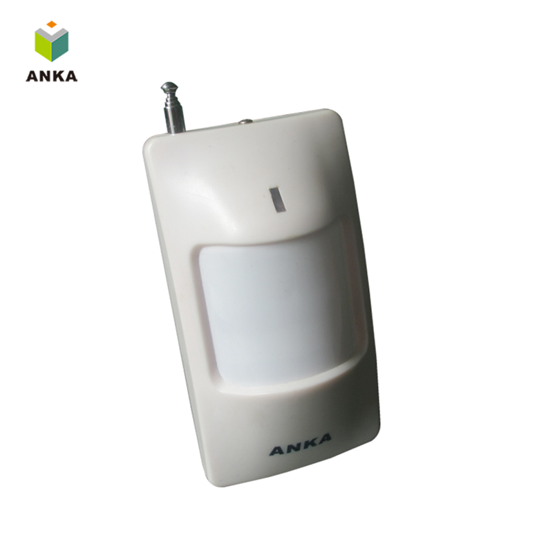 ANKA 9V dual element infrared sensor wireless pir detector