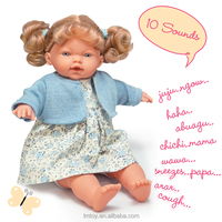 Beautiful life size baby doll good quality