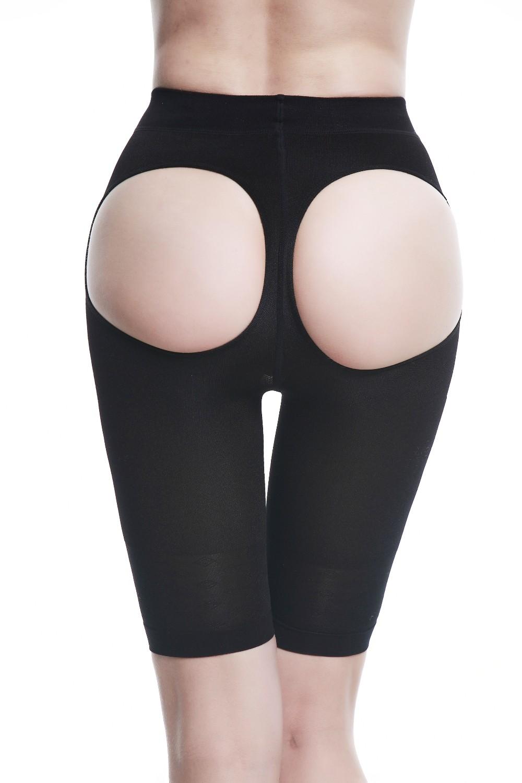 Slutty underwear yoga pants — photo 12