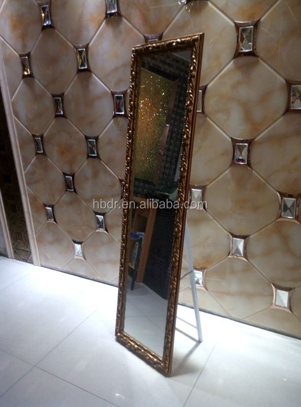 Movable dressing mirror/Movable free standing full length dressing mirror