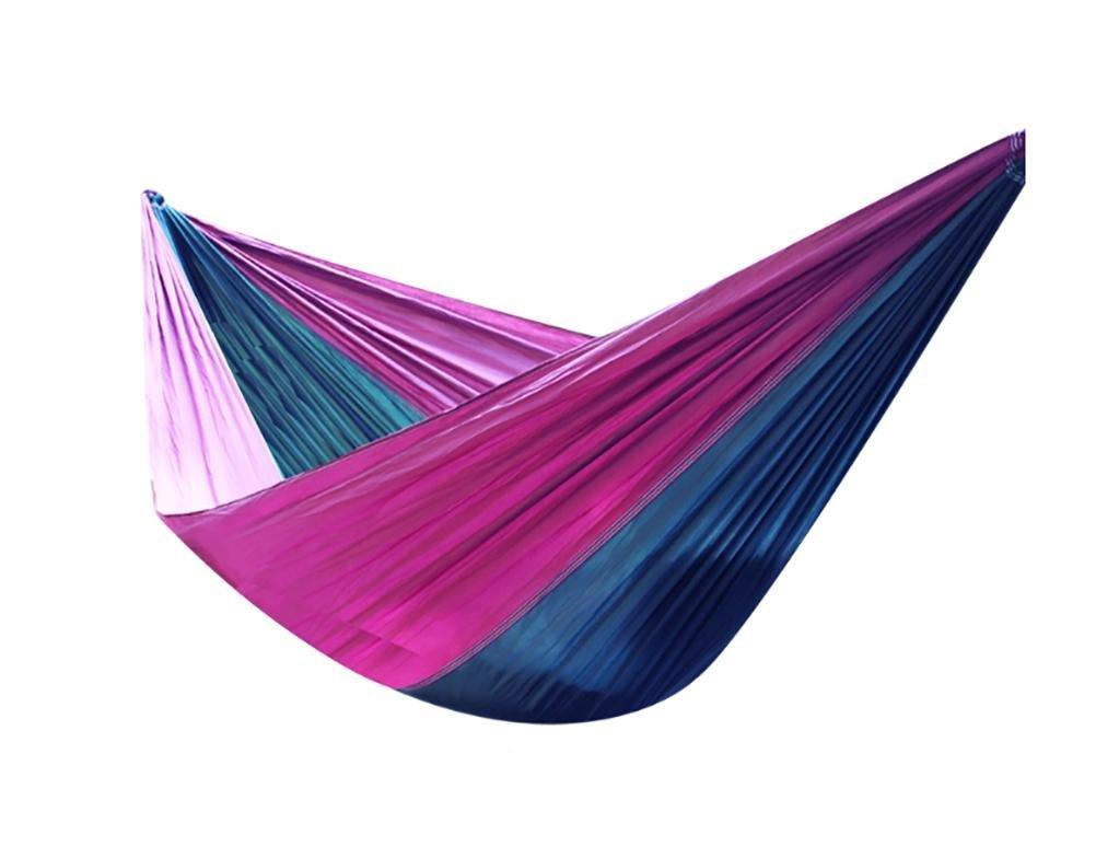 GAOFEI Outdoor hammock ultra-light parachute hammock outdoor single double camping leisure hammock