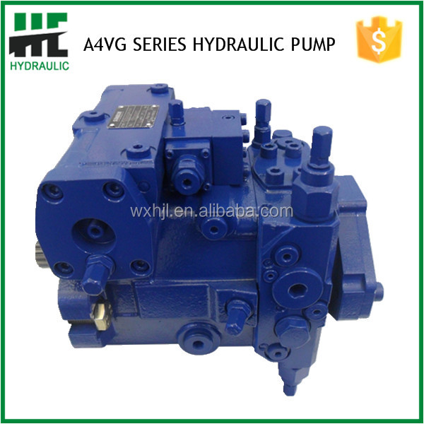 Hydraulic Piston Pumps Rexroth A4VG56 Hydraulic Pump Chinese Exporters