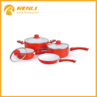2016 New Production Korea Hard Anodized Non-stick Cookware Pots ...