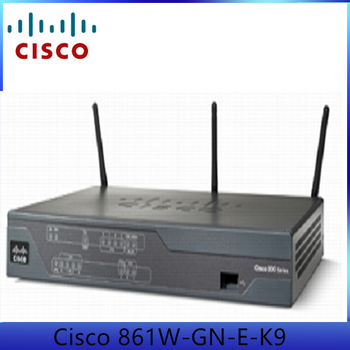 Cisco wireless router 861W-GN-E-K9 switch 4 port sfp on sell, View ...