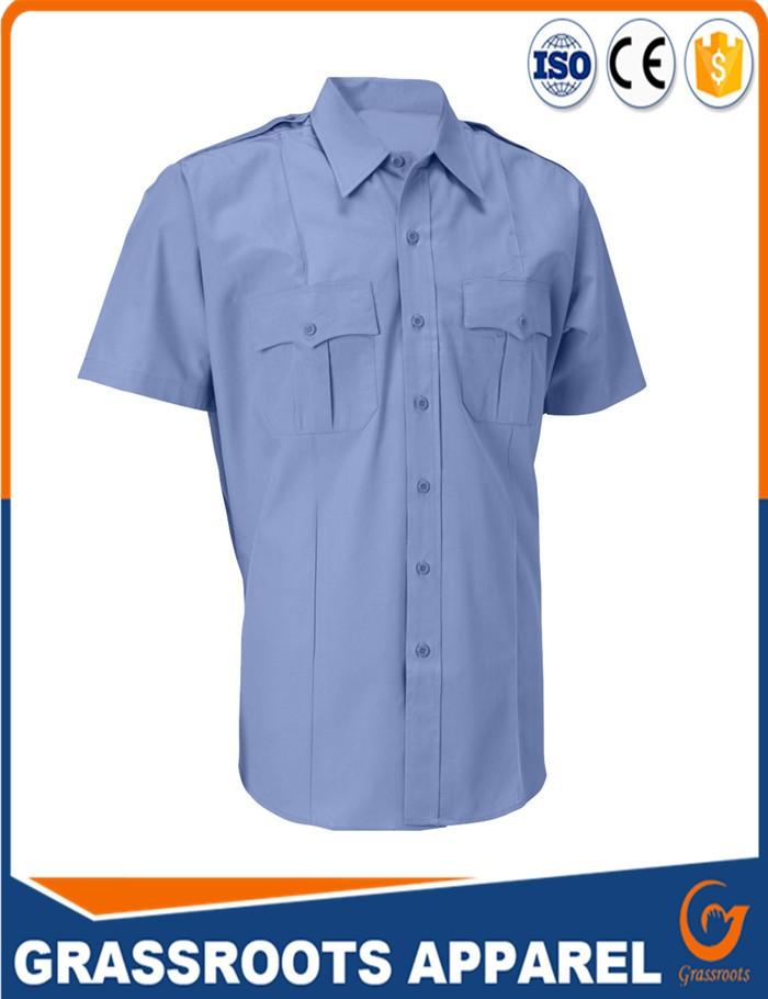 f463f314e security guard uniform Polo shirts Fashion Security Uniform/ Security Shirt/  Guard Security Uniform