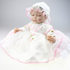 china toy distributors educational silicone vinyl reborn baby doll for kids