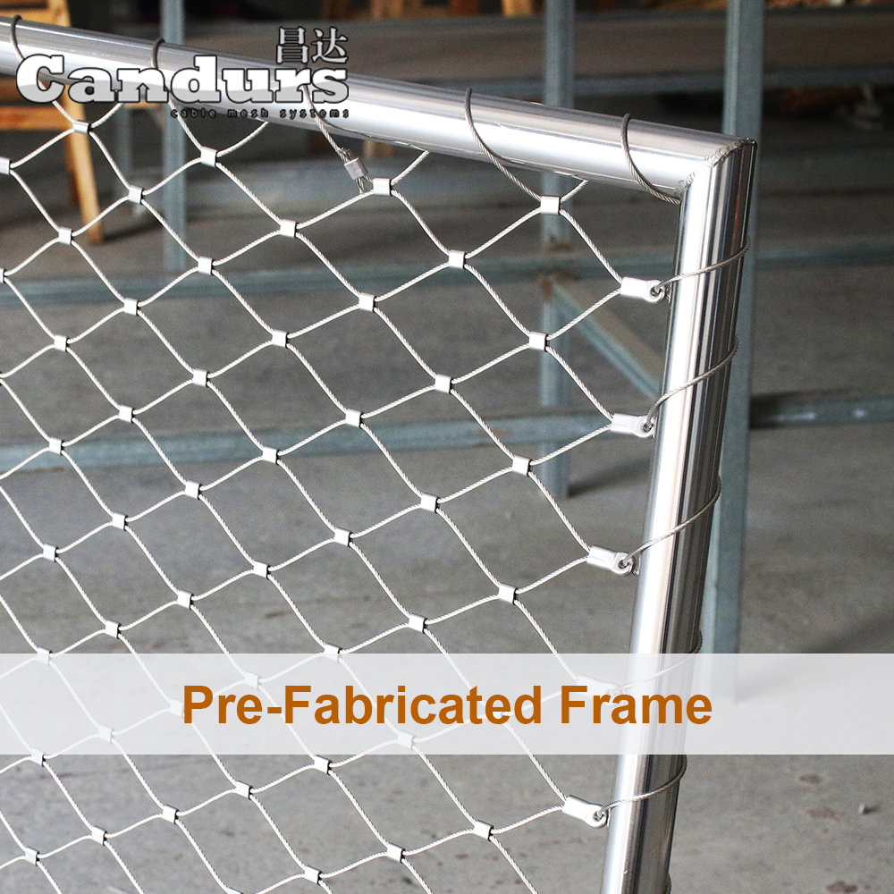 Rope Fence Mesh, Rope Fence Mesh Suppliers and Manufacturers at ...