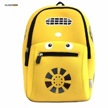 wholesale new design child neoprene school bag herlitz scout in hong kong-tiger family