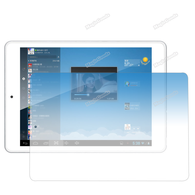 [High Quality][Brand New] Clear LCD Screen Guard Shield Film Protector for 7.9 CHUWI V88 Series Tablet PC [Hot]