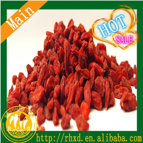 Wholesale Dried Fruit Organic Goji