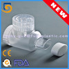 plastic Twister dry powder inhalation device for asthma treatment