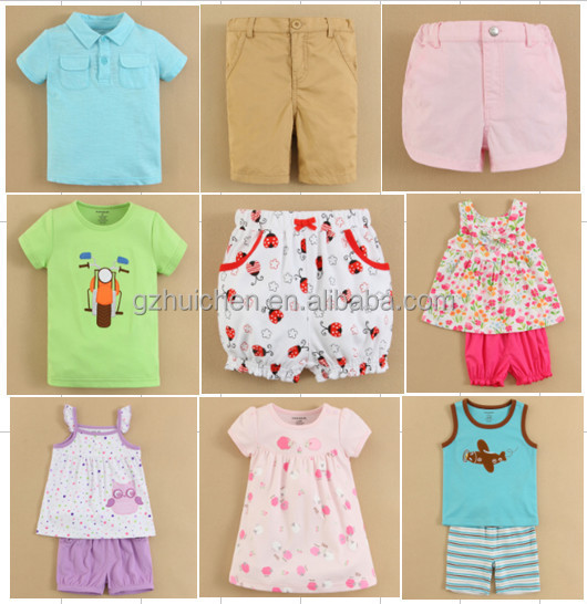 Wholesale MOM AND BAB SUMMER collections summer baby clothes baby ...