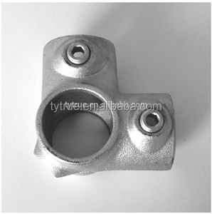 Pipe Saddle Clamp Quick Joints Railing Clamp