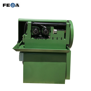 Cheap thread rolling machine small cam thread making machine for making straight thread
