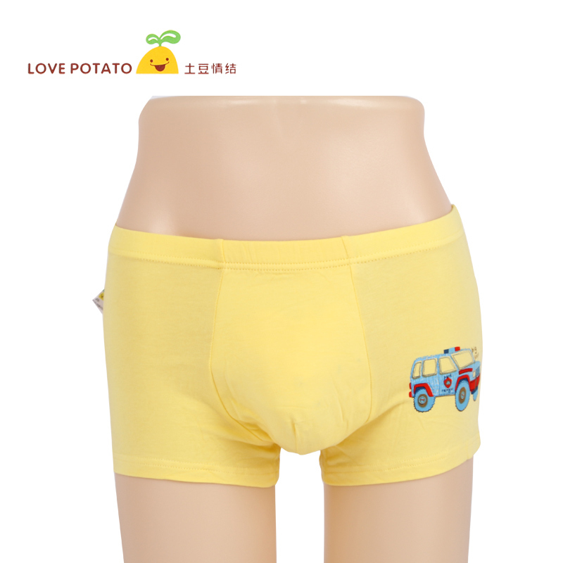 6c2582865fae Get Quotations · Teenagers Panties Comfortable Cotton Boys Boxers Gift Box  Suit Printing Boys Boxers Underwear Ventilation Calcinha Infantil