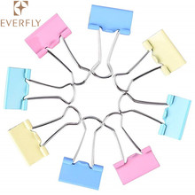 Metal Binder Clips Paper Clamp Clips in different size 15 19 25 32 mm