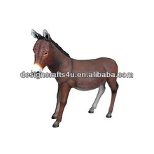 Wholesale Garden Decoration Donkey Figurine