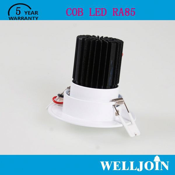 TOP SELLING!! Professional Adjustable 7W LED COB legrand led downlight