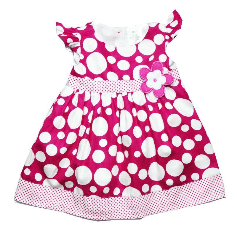 debd54c47 Nuevo Bebé Vestido 3